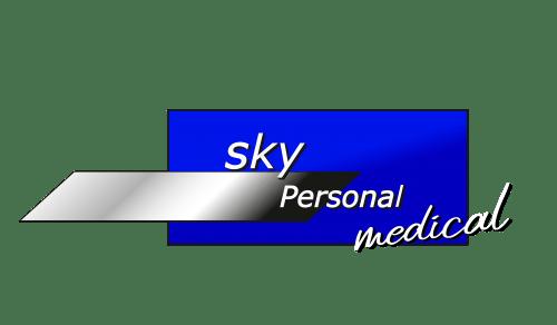 sky Personal medical logo